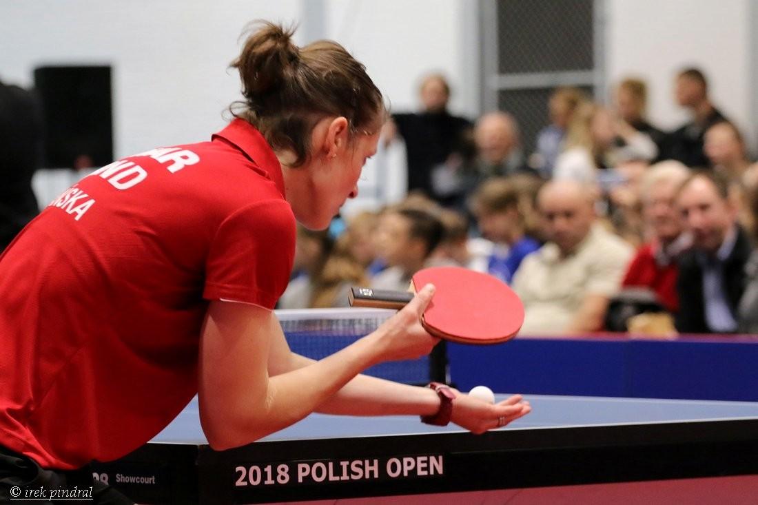 Polskie pingpongistki pokonały Ukrainki