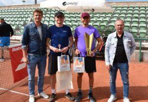 mistrzostwa powiatu w tenisie 2020